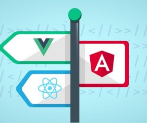 ANGULAR, VUE JS & REACT DEVELOPER – QUICKSTART & COMPARISON