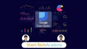 Google Data Studio A-Z for Data Visualization and Dashboards free download - freecoursessites.com