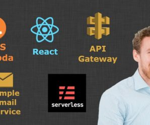 [SkillShare] Learn Serverless and AWS whilst building a Full-Stack App with React