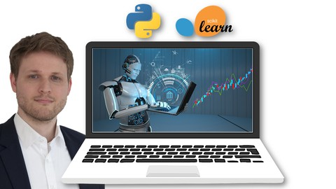 Algorithmic Trading A-Z with Python and Machine Learning