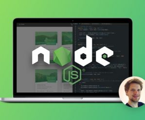 Node.js, Express, MongoDB & More: The Complete Bootcamp 2020 Udemy