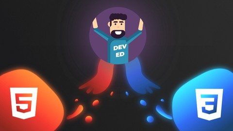 The Creative HTML5 & CSS3 Course - Build Awesome Websites